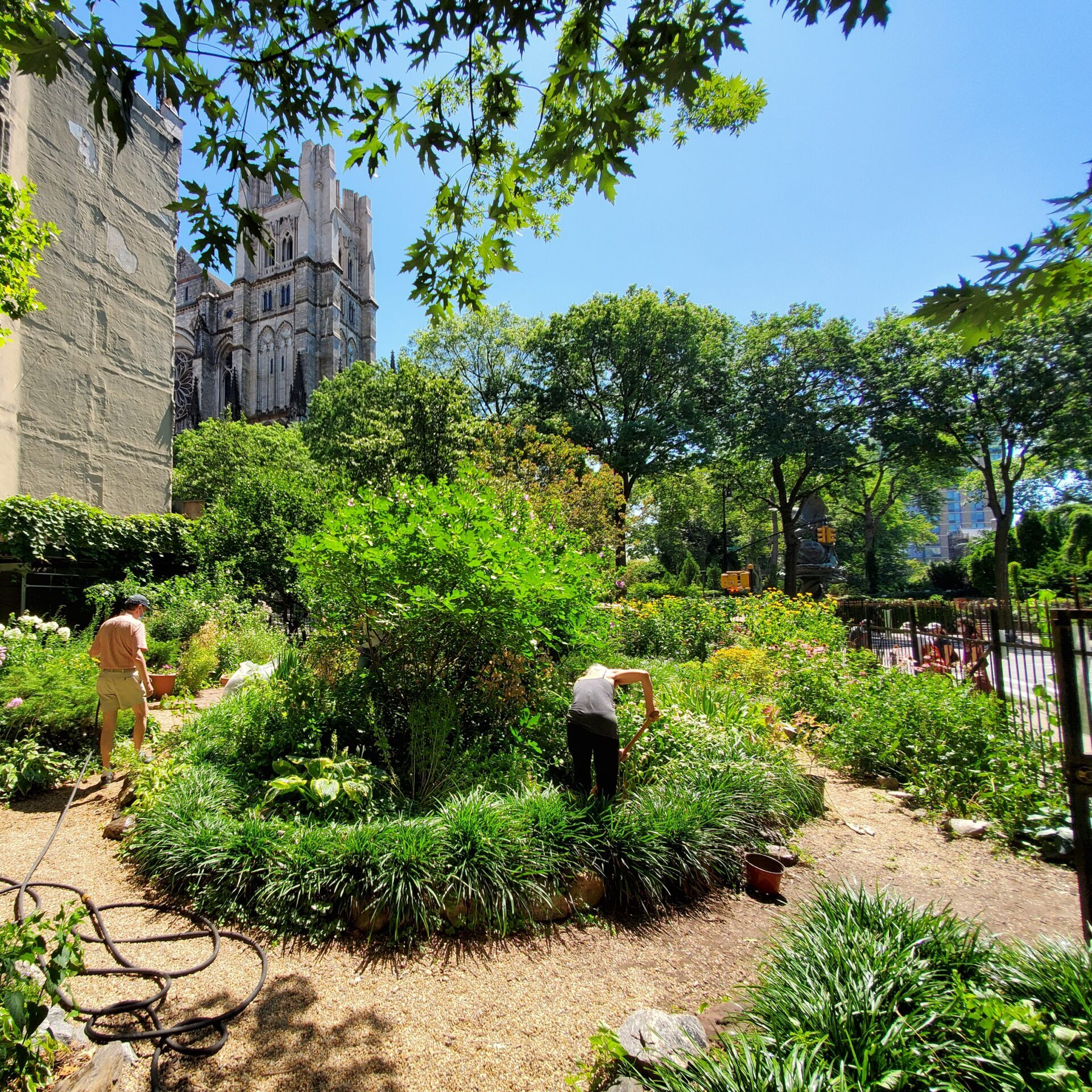 w111th People's Garden