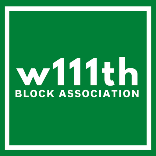 The West 111th Street Block Association
