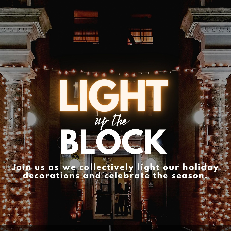 Light up the Block